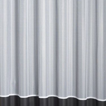 Pinstripe Continuous Sheer