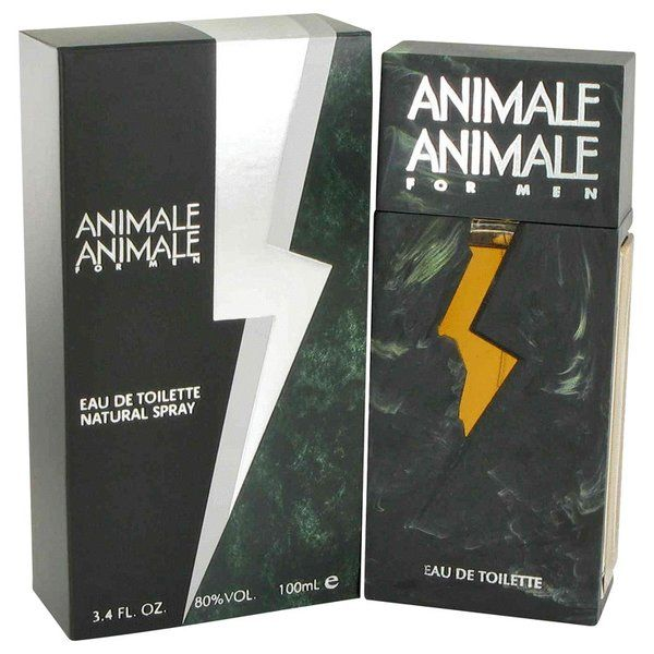 Animale Animale Cologne 100ml EDT Men Spray | Launched by the design house of animale parfums in 1993, animale animale is classified as a refreshing, oriental, woody fragrance. This masculine scent possesses a blend of fruity heartiness of lemon, lime, pineapple and tangerine combined with jasmine, rose, nutmeg and cocoa as well as hints of woods, musk and vanilla.