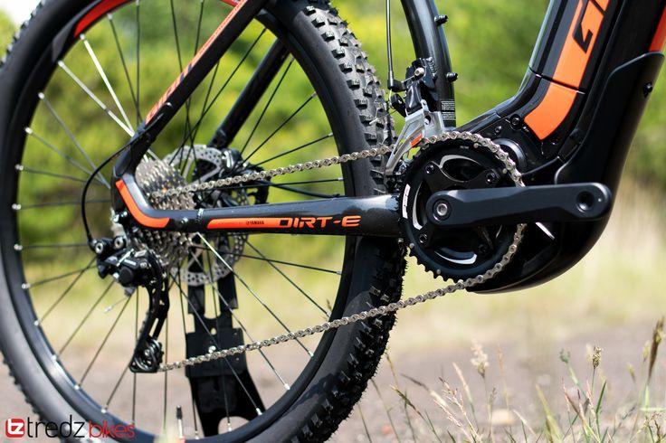 2017 Giant Dirt E+ Electric Mountain Bike Review | Tredz Bikes