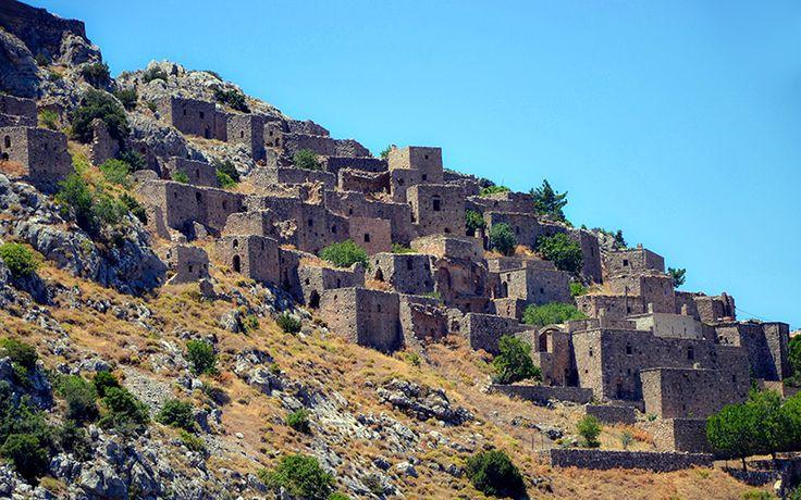 Anavatos Sakız Adası