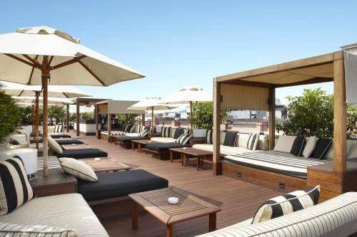 Hotel 1898 Barcelona - The Terrace