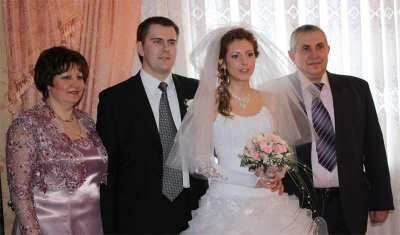 I. Традиционный сценарий свадьбы