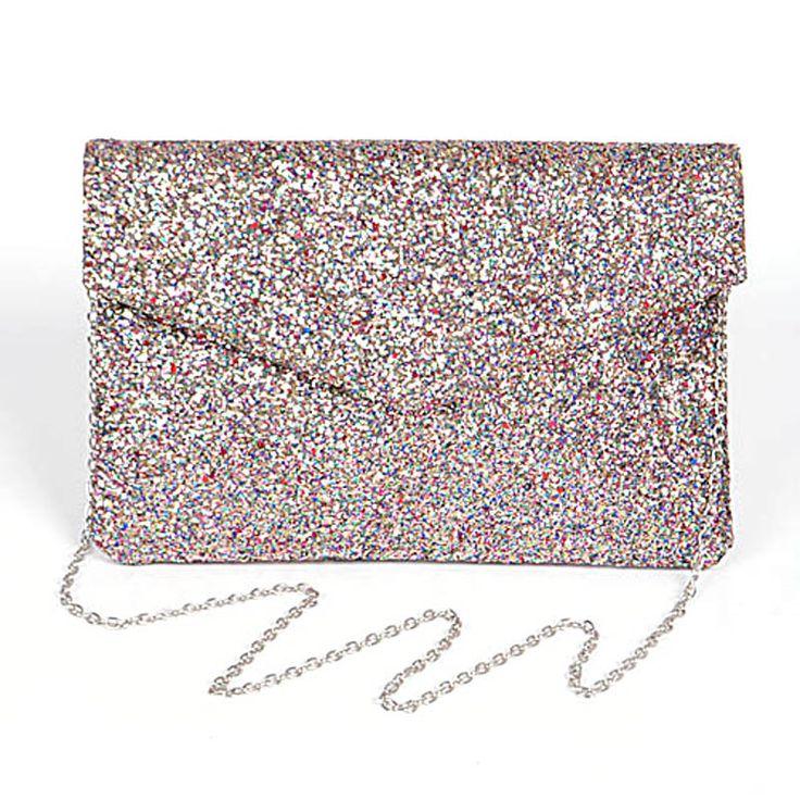 Glitter Inspired Formal Clutch