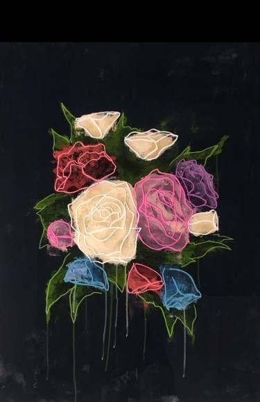 "Saatchi Art Artist sage -; Painting, ""#2"" #art"