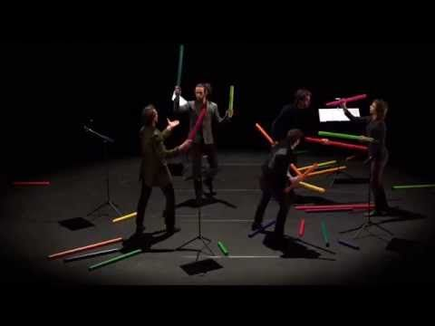 Performance of Bach's Prelude No. 1 Using Only Boomwhackers is Fantastic | fascinately | fascinatingly shareable.