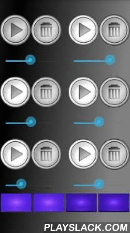 Beat Looper - DJ  Android App - playslack.com , Feel like you are a real beatbox maker and looking for some simple beatbox recorder with integrated DJ sound effects and DJ mixer software so you can create your own beatbox tracks anywhere you want to?Beat Looper - DJ dj mixer software beatboxing app is a free and simple application where you can combine loops and settings of a volume control and feel like you are a real beatbox song maker. Beat Looper - DJ has 6 tracks with different DJ…