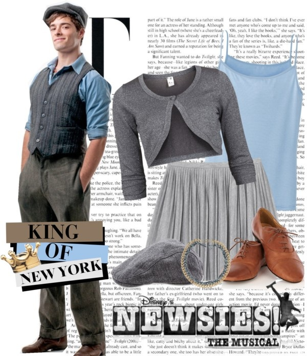 "King Of New York Quotes: 17 Best Images About My Nerdy ""NEWSIE""clothes!! ;) On"
