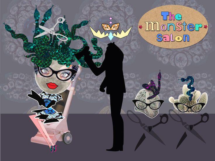 Monster Moogle. Creative Apps for kids