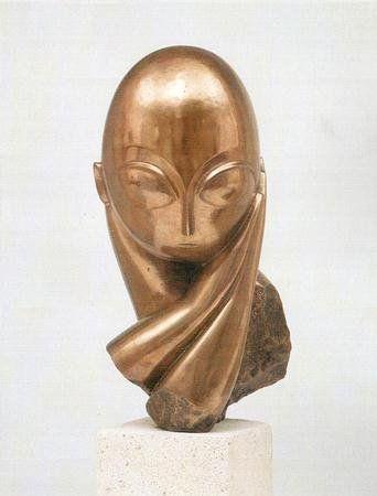 Константин Бранкузи авангард в скульптуре. Скульптурная голова