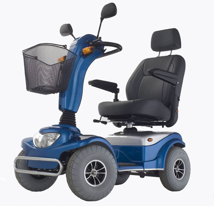 Merits Electric mobility scooter