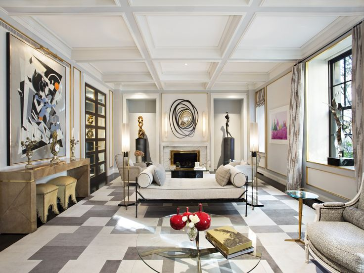 Glamorous Maisonette At 907 Fifth Avenue New York NY Cooperative