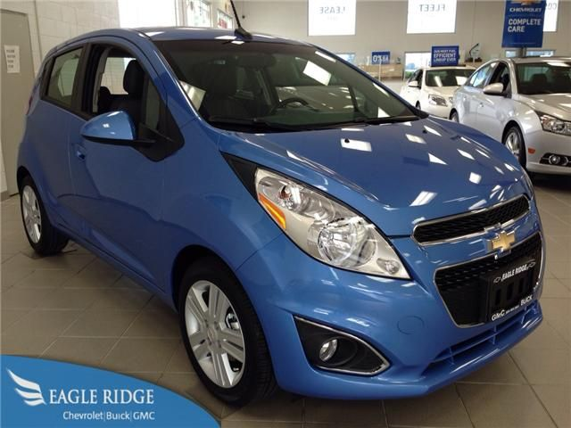 New 2014 Chevrolet Spark FWD Auto w/ Backup Camera for sale - Coquitlam - Eagle Ridge Chevrolet Buick GMC  http://inventory.eagleridgegm.com/new http://facebook.com/eagleridgegm http://twitter.com/eagleridgegm