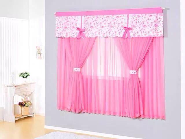 Cortinas pra su cuarto de ni a hermosas cortinas y for Cortinas para cuarto de bebe