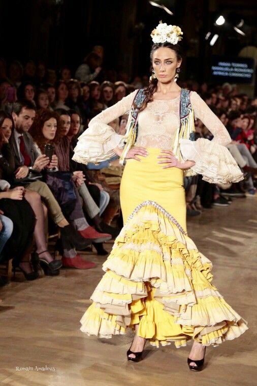 Diseño de Inma Torres,  modelo poniente.