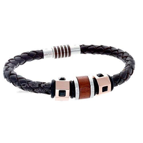 Mens Jewelry by AAGAARD Bracelet / Bead Set - Bracelet 1 $172.00 - The Perfect Gift Just for Him!