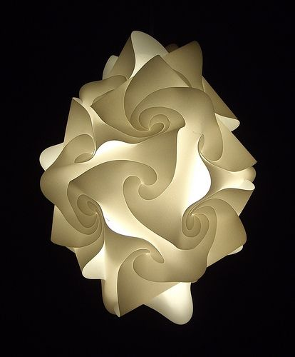 What A Cool Light Fixture! I Should Buy Now For The Future House.
