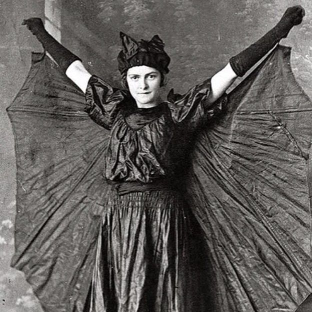 Bat Woman Halloween Costume
