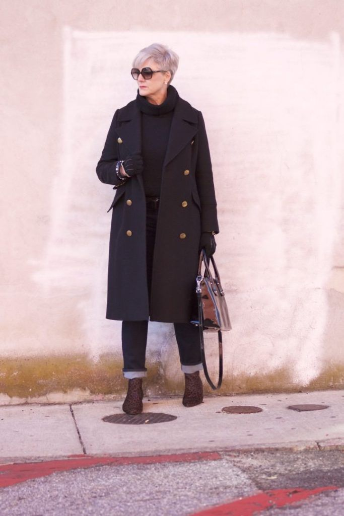 timeless classic | military coat