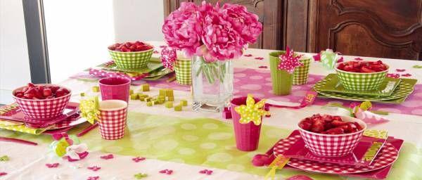 Бегунок или дорожка для стола - Как оформить стол - Сервировка стола - Каталог статей - Устроим праздник! Праздники дома