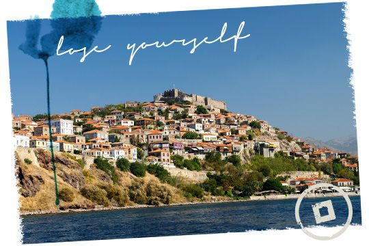 Prepare for a grand journey to the blues of Northern Aegean…