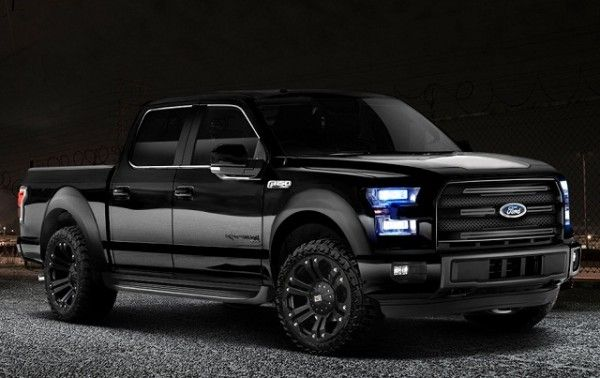 Awesome 2015 ford F 150 Limited