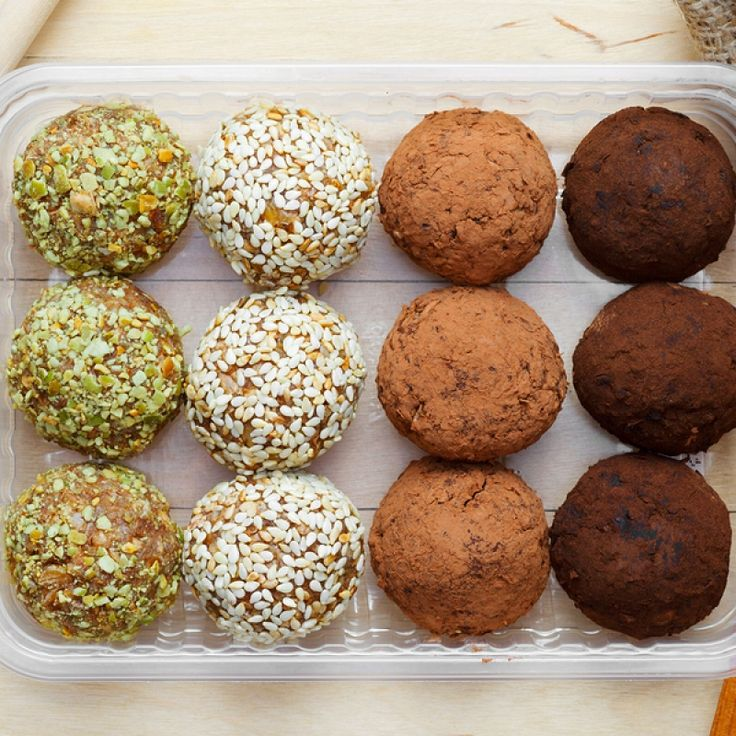 This easy peanut butter balls recipe give you a healthy and satisfying choice when you are looking for a little something sweet.