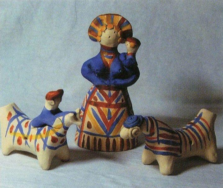 Чернышенская игрушка-Chernishensko toy