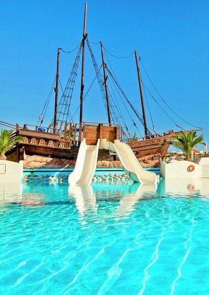 Hotel Kipriotis Village**** #grecko #kos