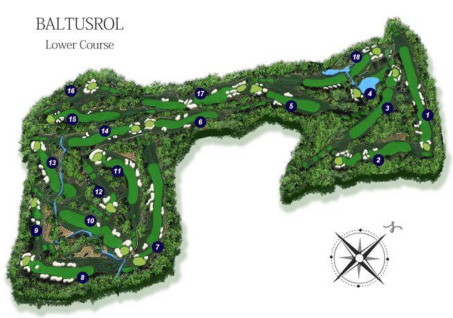 バルタスロールGC 2016全米プロゴルフ選手権 ゴルフダイジェスト・オンライン