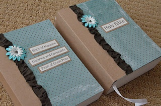 Personalized Scripture Covers