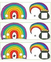 Pot of Gold & Rainbow Math
