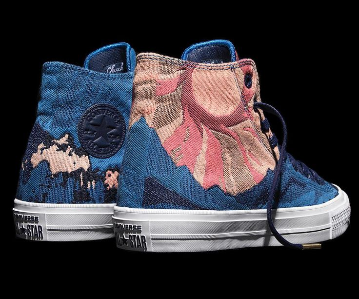 970b684c7806 Converse Introduces Woven Jacquard Chuck II Inspired By Sunrise And Sunset .