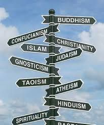 a bunch of religions