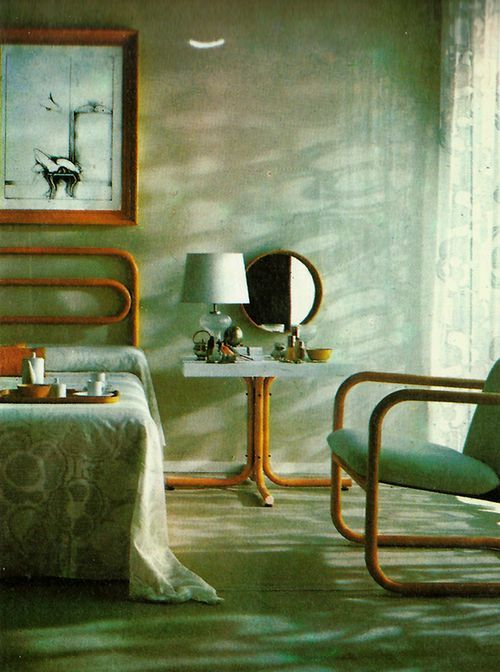 chic and modern. THE HOUSE BOOK | Terence Conran ©1976