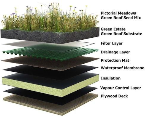Must have-green roof