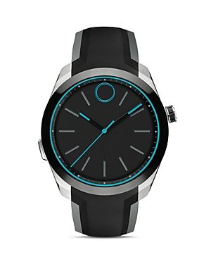 Movado Bold Motion Smart Men Watch. Android and iOS compatible. Quartz movement with smart technology. HP-engineered bluetooth connectivity. Find out more