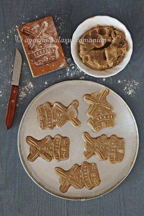 Speculoos / Speculaas/ Spekulatius For Sinterklaas – Spiced Belgian/ Dutch Windmill Biscuits/ Cookies
