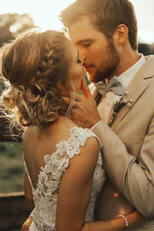 20 Romantic Wedding ceremony Kiss Images of All Time