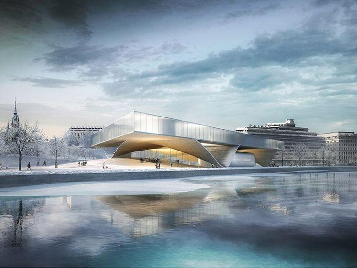 Modern Architecture Render 23 best architectural render images on pinterest | architecture