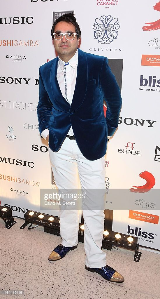 Paul Sagoo attends the Sony after party for the BRIT Awards 2015 at... News Photo | Getty Images