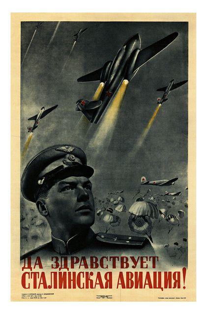 Long Live Stalin's Aviation! 1947