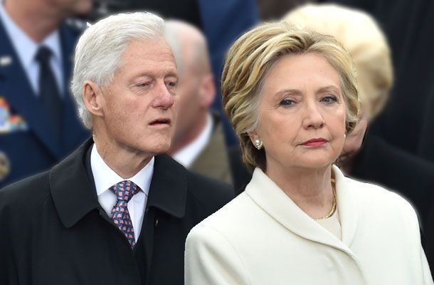 So 'Phony!' Hillary Couldn't Hide Inauguration Fury, Expert Claims