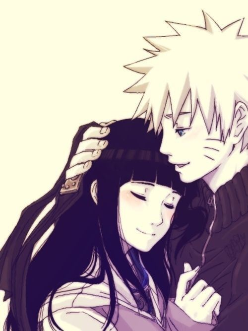 Naruto x Hinata. #naruhina Me lembra Sawako e Kazehaya Os casais mais fofos dos animes