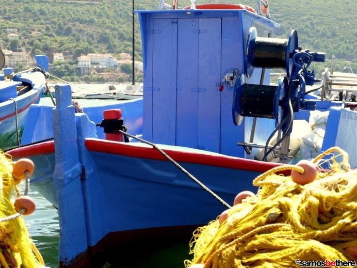 Samos Blue