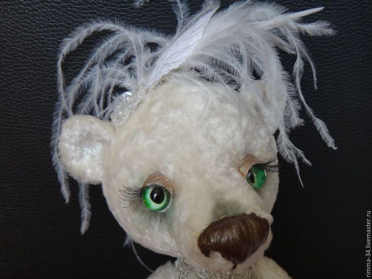 Купить Хочу в балет - Плюшевый мишка, плюшевая игрушка, плюш винтажный, подарок…