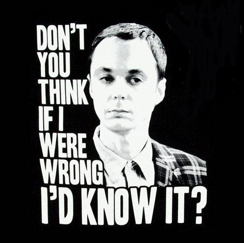 Ha!: Laughing, Sheldon Cooper, Quotes, Do You, Big Bangs Theory, Quality, Funny Stuff, Things, Jim Parsons