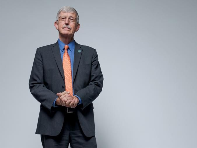 Why I'm a Man of Science—and Faith. Francis Collins