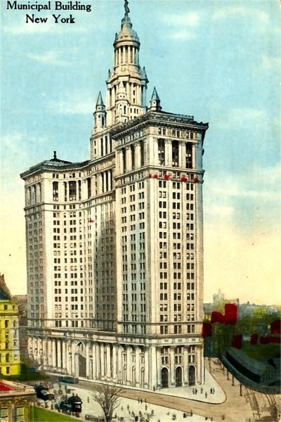 Manhattan Municipal Building: 1000+ Images About Old Postcards On Pinterest