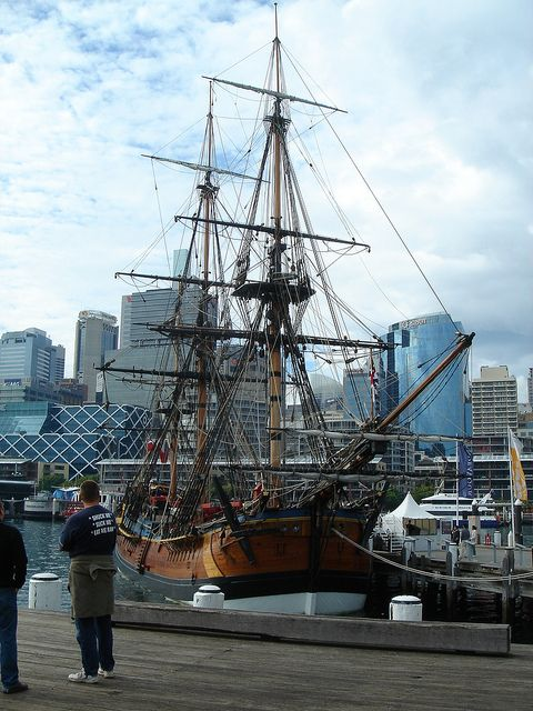 The Endeavour - Darling Harbour