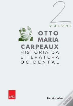 """História da literatura ocidental, Vol. 2"", Otto Maria Carpeaux <3<3<3<3"